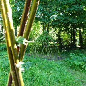 COMPLET - Chantier Nature : construction de cabane en osier vivant @ Schiltigheim | Schiltigheim | Grand Est | France