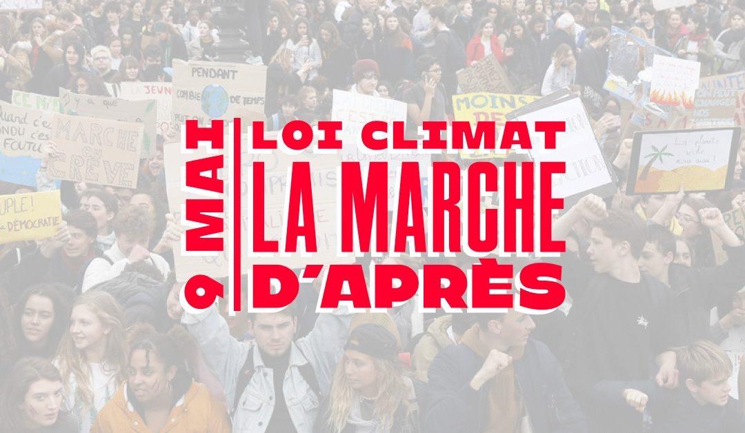 Loi Climat – La Marche d'Après ! Strasbourg