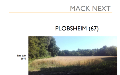 Contribuez à l'enquête publique sur le projet MackNext de Plobsheim (jusqu'au 30 avril)