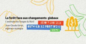 [Conférence] La forêt face aux changements globaux @ Ostwald   Ostwald   Grand Est   France