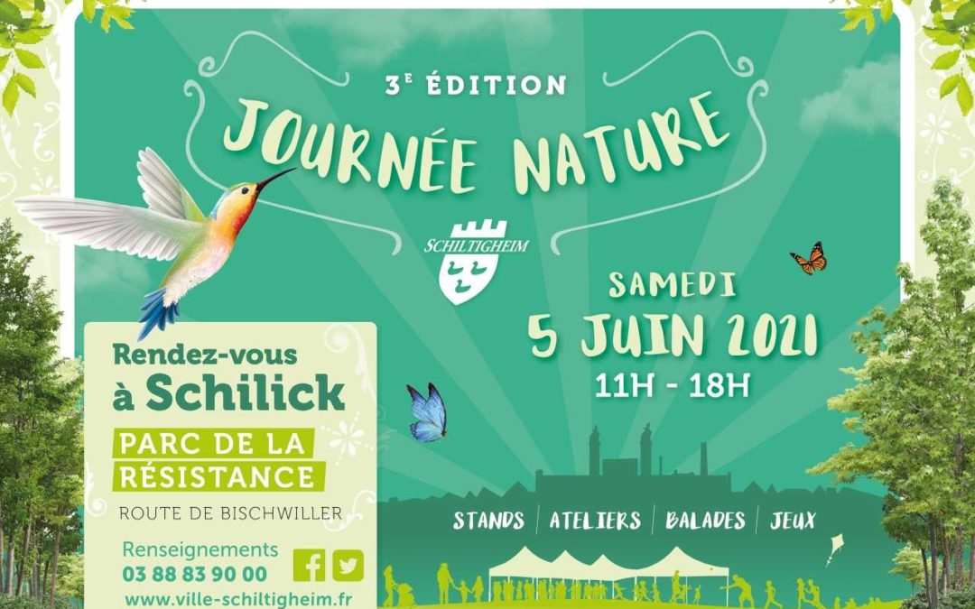 Journée Nature à Schiltigheim