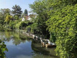 Balade nature dans l'Eurométropole : D'un parc à l'autre, de l'Étoile à la Montagne Verte @ Strasbourg