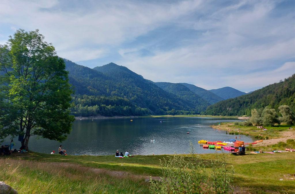 [Chntier nature] Ramassage citoyen de déchets – Lac de Kruth Wildenstein