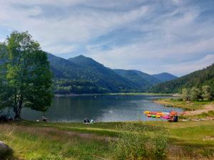 Ramassage citoyen de déchets - Lac de Kruth Wildenstein @ Lac de Kruth-Wildenstein