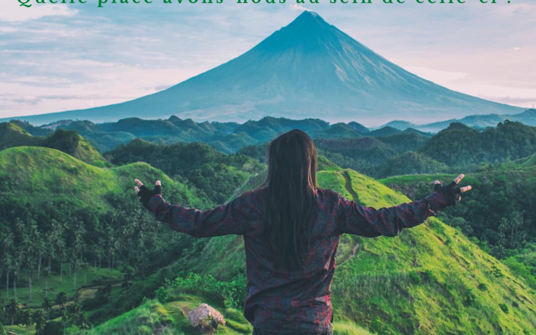 café-philo : relations entre humains et nature